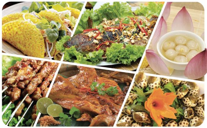 Nếu là một tín đồ mê ăn uống, bạn đừng bỏ lỡ cơ hội khám phá những đặc sản của Việt Nam và thế giới.