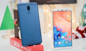 Những ưu điểm của smartphone Huawei nova 2i