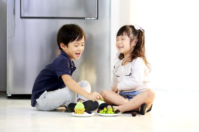Linear Inverter là công nghệ tủ lạnh mới được LG cải tiến từ công nghệ Inverter cũ, giúp bảo quản rau củ quả tươi ngon dài ngày.