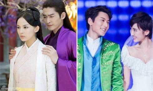 3 cặp diễn viên Hoa ngữ chia tay trong 2017