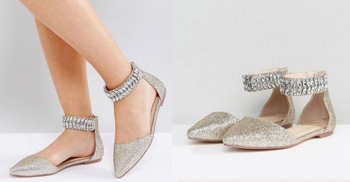 6 mẫu giày lấp lánh vừa túi tiền cho mùa tiệc tùng cuối năm