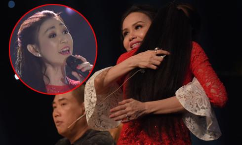 Cẩm Ly tiếc cho Hà My vì sự nghiệp xuống dốc