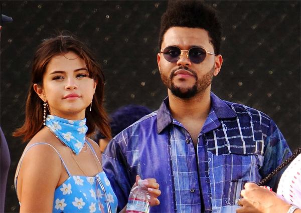 Selena Gomez và The Weeknd từng là một trong những cặp đôi hot nhất Hollywood vào đầu năm nay. Tuy nhiên mối tình lãng mạn của cặp sao đã không kéo dài được lâu. The Weeknd được cho là đã chủ động nói lời chia tay Selena vào cuối tháng 9 vì cả hai không thể dành nhiều thời gian cho nhau. Đến đầu tháng 11, chuyện tan vỡ của Selena và The Weeknd mới được tiết lộ khi Selena tái hợp với Justin Bieber.