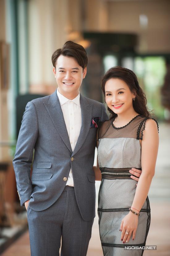 năm 2017, Anh Dũng vụt sáng khi đóng Sống chung với mẹ chồng cùng Bảo Thanh.
