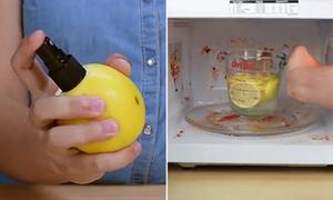 Hai cách biến tấu công dụng của quả chanh