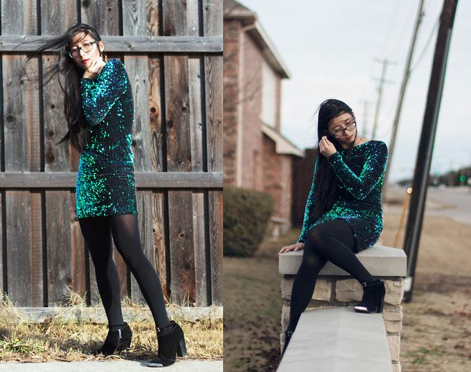 Sequins là chất liệu vốn không quá xa lạ trong dòng chảy xu hướng thời trang. Bẵng đi một thời gian bị lãng quên chất liệu đặc trưng về độ bắt sáng và giúp người mặc nổi bật đã được yêu thích trở lại.