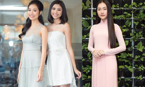 Các người đẹp Hoa hậu Việt Nam 2016 hội ngộ ở Sài Gòn