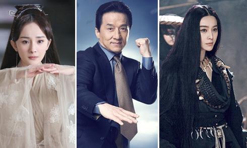 Top 10 sao Hoa ngữ đắt sô quảng cáo nhất năm 2017