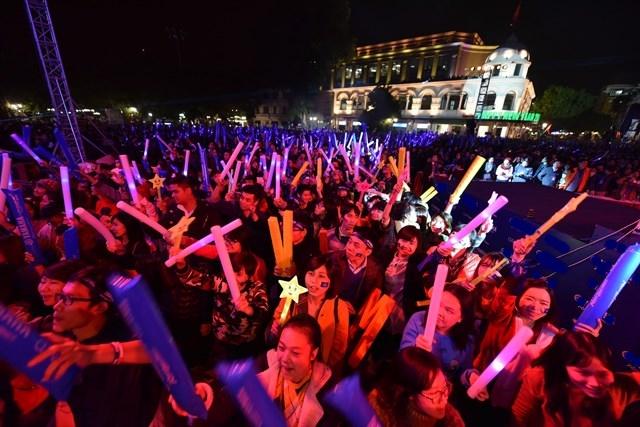 3 lễ hội countdown 2018 hấp dẫn ở Sài Gòn - 2