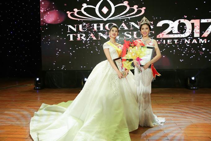 Hot girl Hà Lade bất ngờ đoạt Á hậu 1 cuộc thi Nữ hoàng Trang sức - 1