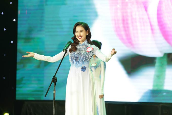 Hot girl Hà Lade bất ngờ đoạt Á hậu 1 cuộc thi Nữ hoàng Trang sức - 3
