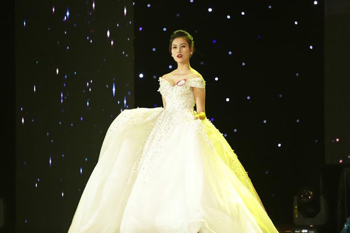 Hot girl Hà Lade bất ngờ đoạt Á hậu 1 cuộc thi Nữ hoàng Trang sức - 6