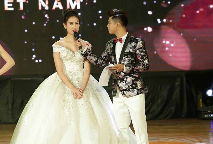 Hot girl Hà Lade bất ngờ đoạt Á hậu 1 cuộc thi Nữ hoàng Trang sức - 8