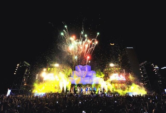 3 lễ hội countdown 2018 hấp dẫn ở Sài Gòn