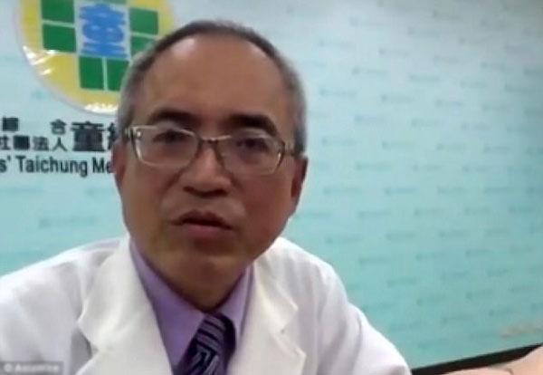 Bác sĩ Lu, người điều trị cho Wang, lo sợ ông này sẽ không còn khả năng có thêm con.