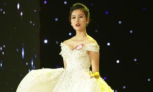 Hot girl Hà Lade bất ngờ đoạt Á hậu 1 cuộc thi Nữ hoàng Trang sức