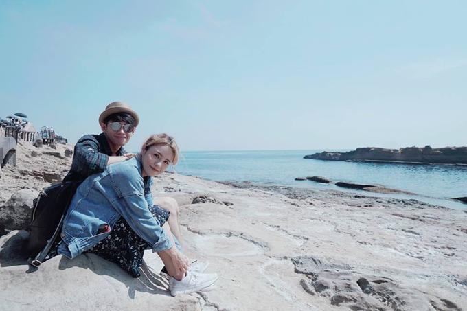Đôi tình nhân Thái Trinh - Quang Đăng lại chọn Đài Loan làm điểm du lịch tháng cuối năm. Trở về từ chuyến đi này, hai người lại tiếp tục tới đảo Koh Phi Phi (Thái Lan).
