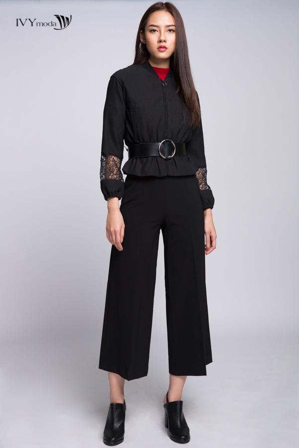 Phong cách sang chảnh và kiêu kỳ với sắc đen mùa lễ hội - 10