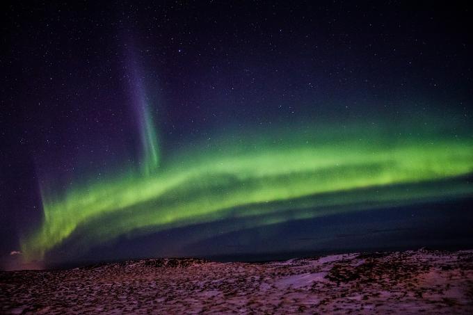 Khám phá Bắc cực cùng phượt thủ nổi tiếng - 12