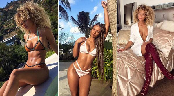 Vẻ đẹp bốc lửa của Jena Frumes, người mẫu thu hút tới 22.000 người theo dõi trên Instagram ở Mỹ.
