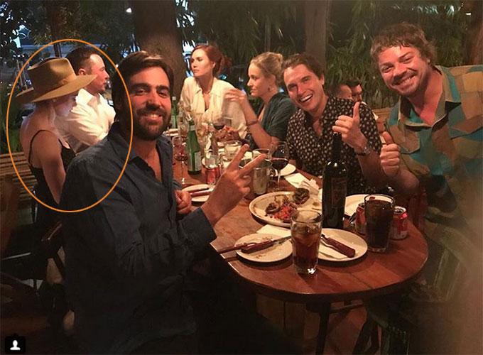 Amber Heard đi chơi cùng Elon Musk và gia đình anh.