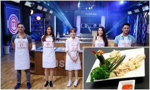 Bốn thí sinh MasterChef cạnh tranh khốc liệt bởi các món ăn ngày Tết