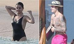 Justin Bieber tới Mexico nghỉ dưỡng với Selena Gomez