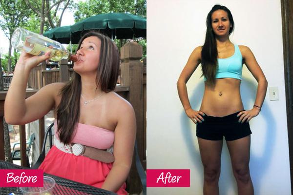 Ashley Rudolph, 30 tuổi, giảm 22 kg nhờ thay đổi hoàn toàn chế độ ăn. Từ một người có thể ăn bất cứ thứ gì mình tìm thấy, Ashley đã biến thành một chuyên gia dinh dưỡng. Cô đã thuộc lòng lượng calories và dinh dưỡng của từng loại thực phẩm, kiểm soát từng món ăn trong mỗi bữa.
