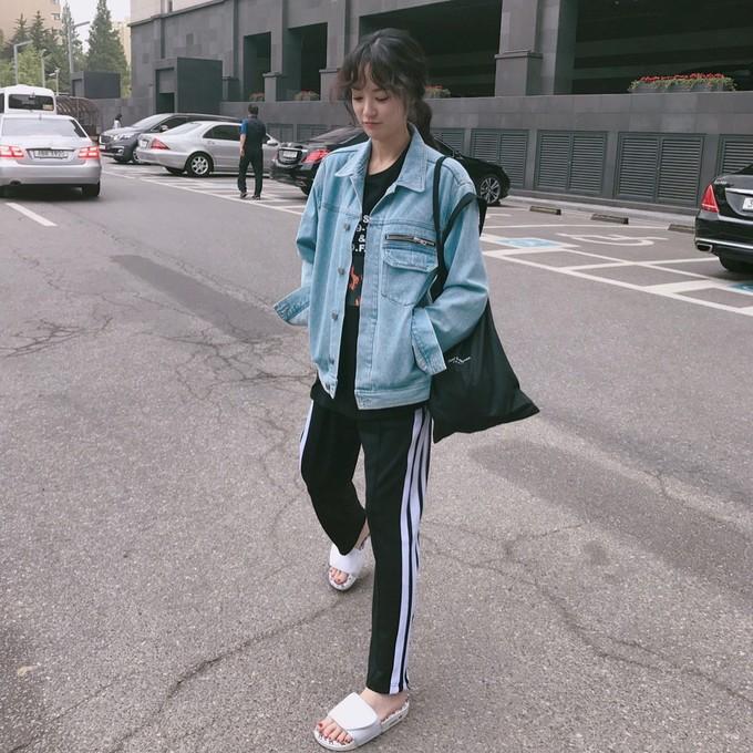 Phong cách thời trang năng động của bạn gái G-Dragon