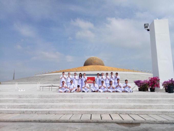 Tham quan kỳ quan Phật giáo thế giới mới Dhamakaya là một trong những trải nghiệm đáng nhớ cho du khách.