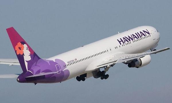 Một chiếc máy bay của Hawaiian Airlines. Ảnh: Wikipedia