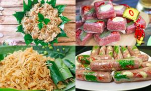 Cách làm 4 món nem từ thịt sống đặc trưng ẩm thực Việt