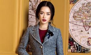Vải Tweed - chất quý tộc của làng thời trang