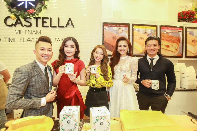 Le Castella Việt Nam - thương hiệu bánh bông lan nổi tiếng Đà Loan sẽ khai trương thêm chi nhánh mới tại 567 Lê Thánh Tông, phường Bạch Đằng, TP Hạ Long, Quảng Ninh vào ngày 6/1.