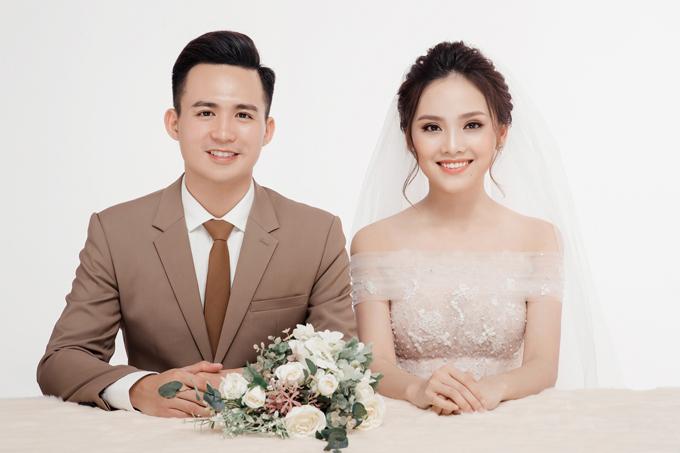 Ảnh cưới ngọt ngào của top 10 HHVN Tố Như và hot boy trường Cảnh sát - 11
