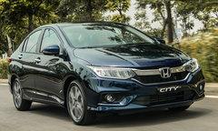 Hai phiên bản Honda City giảm giá đầu năm 2018