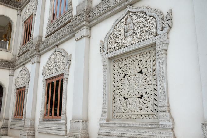 Ngôi chùa đẹp như tranh ở ngoại ô Sài Gòn