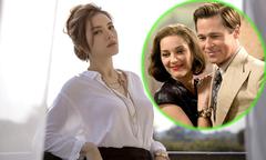 'Người tình tin đồn' của Brad Pitt đóng phim do Lý Nhã Kỳ sản xuất
