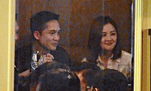 Chia tay 'phi công trẻ', Thái Trác Nghiên hạnh phúc bên tỷ phú sòng bài