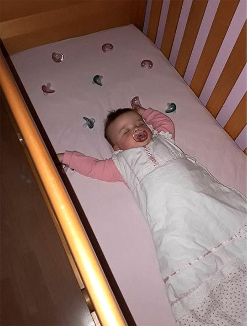 TitleMums genius hack for keeping her baby asleep goes viral