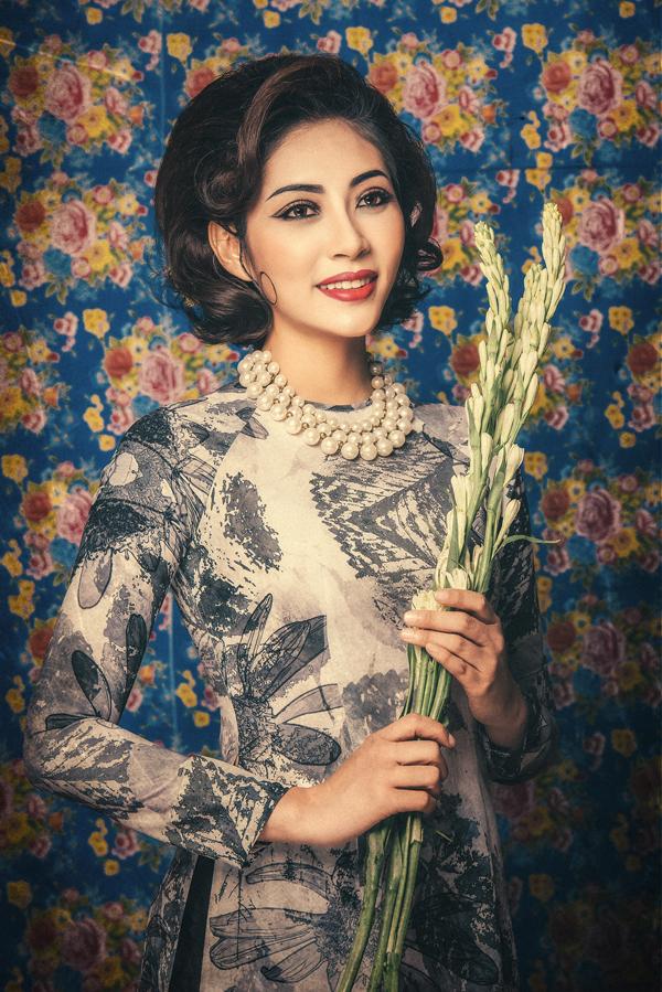 Đặng Thu Thảo hóa Cô Ba Sài Gòn với style trang điểm cổ điển - 5