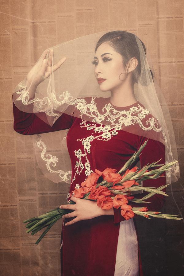 Đặng Thu Thảo hóa Cô Ba Sài Gòn với style trang điểm cổ điển - 7