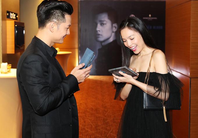 Hiền Thục rất hào hứng với sản phẩm mới đánh dấu sự trưởng thành của Đức Tuấn cả về tuổi đời lẫn tuổi nghề. Nam ca sĩ hiện là một trong những giọng hát bán cổ điển ấn tượng nhất Việt Nam.