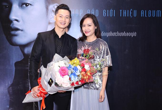Đạo diễn, diễn viên Hồng Ánh đã lâu mới xuất hiện.