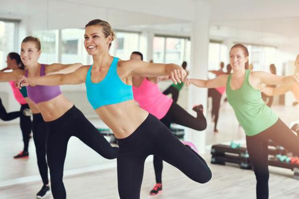 Sư Tử - Aerobic Bộ môn aerobic rất hợp với những người năng động như Sư Tử.