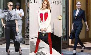 Celine Dion thay đổi phong cách thời trang