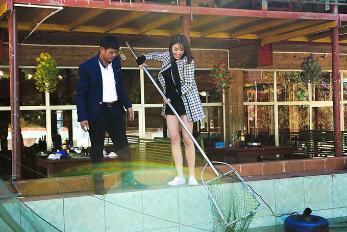 Bạn thân của chồng tháp tùng Hari Won đi khám phá Lào Cai - 10