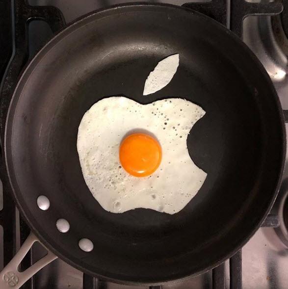 Chàng trai biến bữa sáng từ trứng thành tác phẩm nghệ thuật - 8