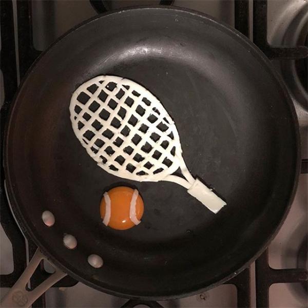 Chàng trai biến bữa sáng từ trứng thành tác phẩm nghệ thuật - 7