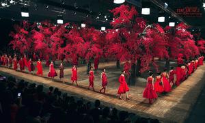 Top 5 sàn catwalk ấn tượng của thời trang Việt 2017